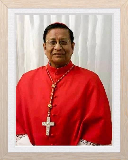 Cardinal Charles Bo